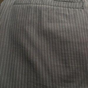 Pinstripe Flare Dress Pants 32L